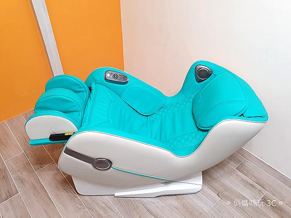 輝葉 HY-3067A Vsofa 沙發按摩椅體驗開箱 (俏媽咪玩 3C) (22).png