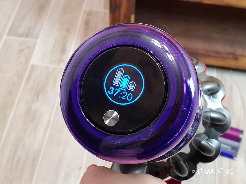 戴森 Dyson V11 Absolute+ 無線吸塵器開箱 (俏媽咪玩 3C) (52).png