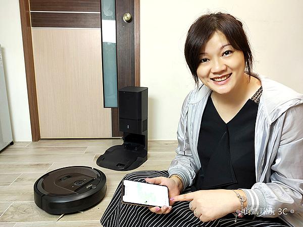 iRobot Roomba i7+ 掃地機器人開箱 (俏媽咪玩 3C) (42).png