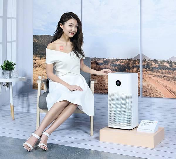 小米空氣淨化器 3,IoT智慧生活再「淨化」,全新大升級.jpg