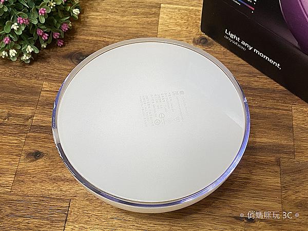 飛利浦 Hue 智慧燈泡、Hue Go 以及 Hue 燈帶開箱 (俏媽咪玩 3C) (27).png