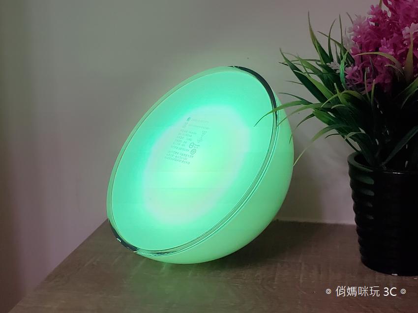 飛利浦 Hue 智慧燈泡、Hue Go 以及 Hue 燈帶開箱 (俏媽咪玩 3C) (35).png