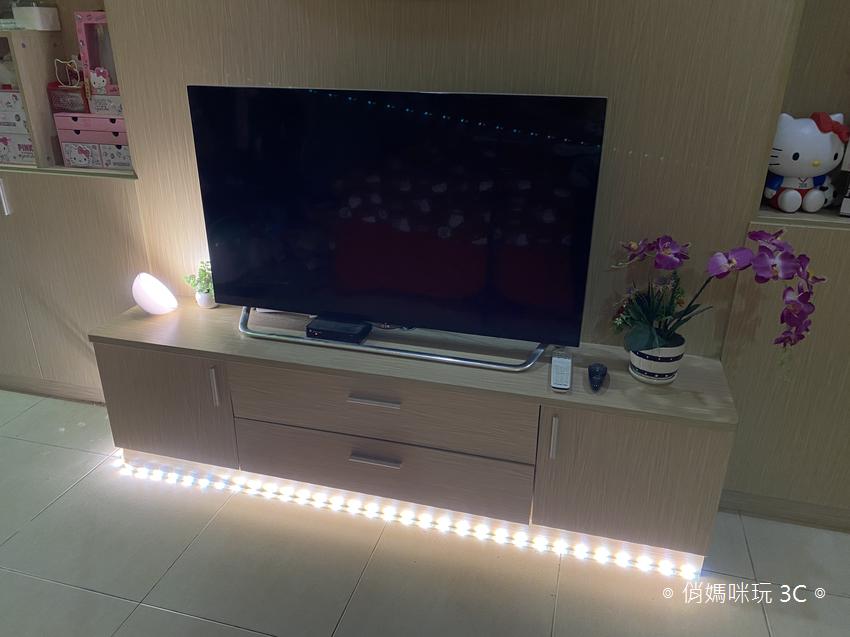 飛利浦 Hue 智慧燈泡、Hue Go 以及 Hue 燈帶開箱 (俏媽咪玩 3C) (94).png