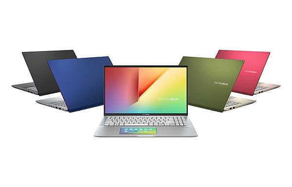 ASUS VivoBook S系列五款配色:銀定了、超能綠、不怕黑、藍不倒與狠想紅深受年輕族群喜愛,在新春優惠加持下業績開出紅盤,熱銷成長超過20%。.png
