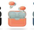 圖2) Sony WF-H800 共有全新黑、紅、藍、橘、綠等五款色系展現撞色巧思,小巧直率的風格完美詮釋個人聆聽態度。.jpg