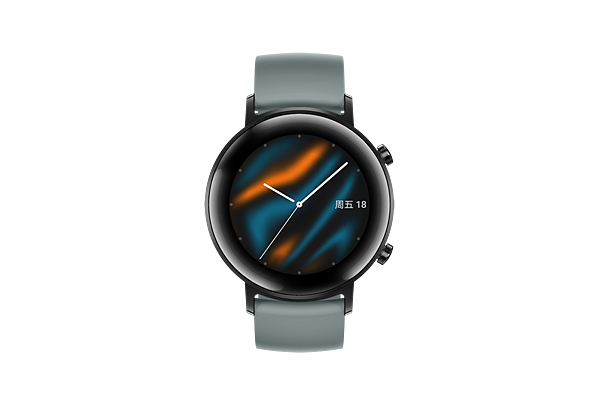 【HUAWEI】HUAWEI WATCH GT 2 42mm_湖光青1.png
