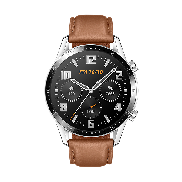 【HUAWEI】HUAWEI WATCH GT 2 46mm_砂礫棕1.png