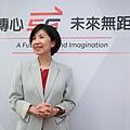 圖一:遠傳電信總經理井琪表示,今年將以「新經濟」、「5G應用」以及「多元合作」為策略重點。.jpg