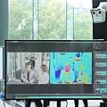 新聞照片3:亞太電信「智慧溫感偵測系統」,採非接觸式的紅外線熱影像偵測體溫,達到即時示警。.jpg