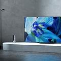 圖4) Sony BRAVIA OLED 電視A8G系列搭載獨家開發的 ' 平面聲場技術 ',透過整個螢幕發聲,實現影音合一、更具臨場感的觀影體驗。.jpg