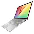 搭載14吋螢幕的VivoBook S14與15.6吋螢幕的VivoBook S15螢幕佔比分別為85%及86%,Full HD超窄邊框螢幕具備178° 廣視角及優異的色彩顯示能力。.jpg