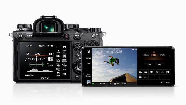 圖說三、Xperia 1 II全新加入Photo Pro專業單眼相機模式,導入Sony α相機使用介面.jpg