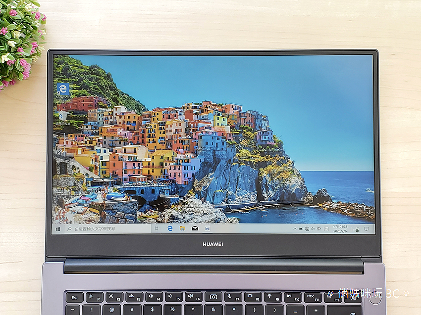 HUAWEI MateBook D14D15 筆記型電腦開箱 (俏媽咪) (37).png