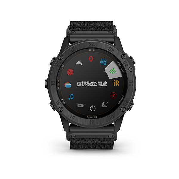 Garmin軍事戰術腕錶Tactix Delta Solar太陽能複合式戰術GPS腕錶強悍登場,展現硬派魅力,建議售價NT$36,990元。.jpg