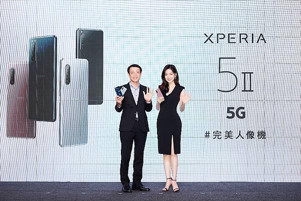 圖說二、Sony Mobile宣布全方位女神曾之喬,正式成為Sony Mobile手機全新代言人.jpg