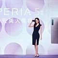 圖說四、Xperia手機持續以影像、音樂、遊戲技術帶來全方位的娛樂體驗,與代言人曾之喬跨足唱片、戲劇、主持的全方位女神形象相互呼應.jpg
