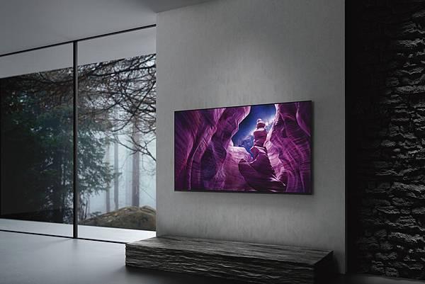 圖2) Sony BRAVIA 最新4K HDR OLED 電視A8H系列集結出色的獨家技術,實現影音合一的頂級居家娛樂體驗!.jpg