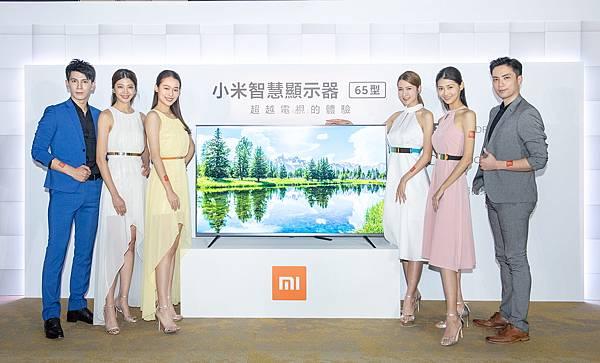 小米台灣今(20)日宣布重磅推出備受矚目的小米智慧顯示器 65型,為小米在台灣市場首款大型家電.jpg