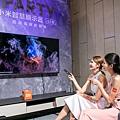 小米智慧顯示器 65型支援HDR10+動態影像處理,因應影像中不同的場景調節強化亮度、對比、色彩飽和度等的層次分佈,讓視覺呈現更鮮豔飽和.jpg