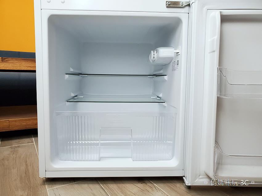 東元 TECO 100 公升雙門冰箱  R1001W 開箱 (俏媽咪玩3C) (19).png
