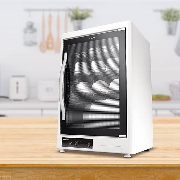 16-奇美85L四層紫外線烘碗機具備即時預警危險、智慧照明、設定記憶及可調式空間等智慧功能,貼心又便利.jpg