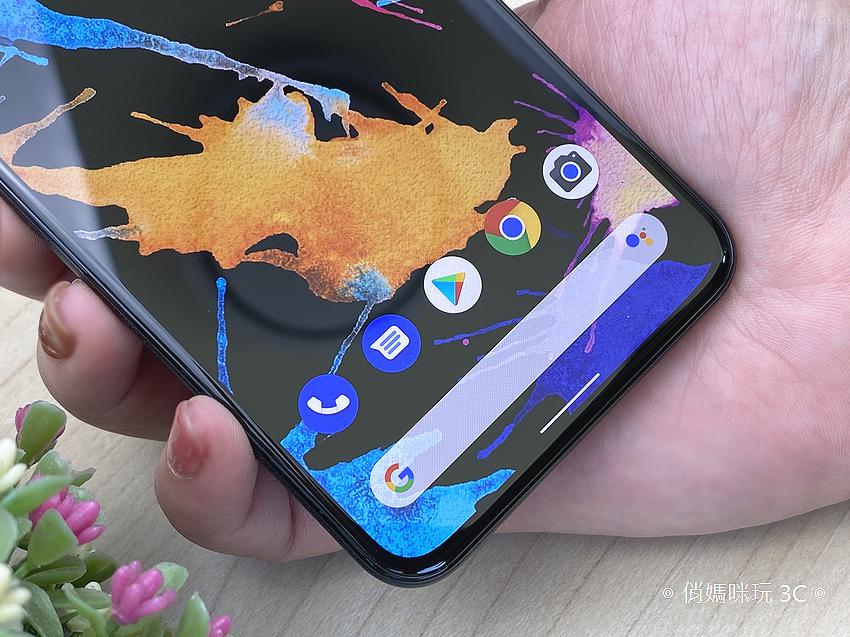 Google Pixel 5 開箱 (俏媽咪玩 3C) (11).png