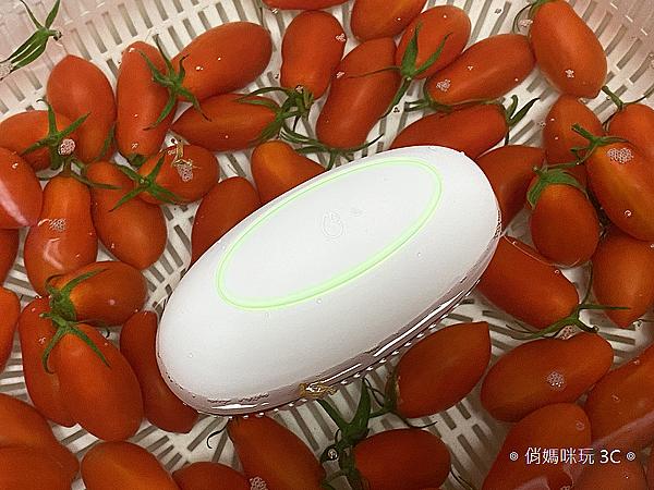 ASUS PureGO 蔬果洗淨偵測器開箱 (俏媽咪玩 3C) (22).png