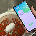 ASUS PureGO 蔬果洗淨偵測器開箱 (俏媽咪玩 3C) (24).png