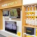 realme三創品牌專櫃驚喜展示尚未於台灣推出的realme智慧連網顯示器,預告即將引進台灣市場。.jpg