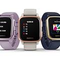 Garmin Venu Sq GPS智慧腕錶標準版建議售價NT$6,990,Venu Sq GPS智慧腕錶音樂版建議售價NT$7,990,將於12月18日正式開賣。.jpg