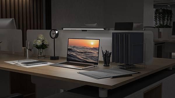 無炫光、高顯色的「米家螢幕掛燈」是工作或追劇的護眼首選.jpg