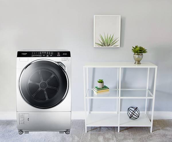 7-CHIMEI奇美輕柔淨美滾筒洗衣機,洗脫烘一機三用讓新的一年全家衣服清新潔淨迎好運。.jpg