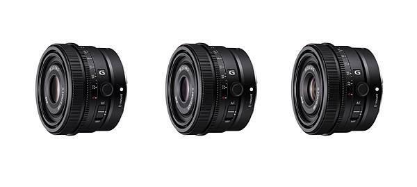 圖1) Sony 全新 G 系列全片幅 50mm、40mm、24mm 定焦鏡頭採用輕巧設計結合高解析度畫質,適合追求出色動靜態影像表現及高機動性的攝影愛好者。.jpg