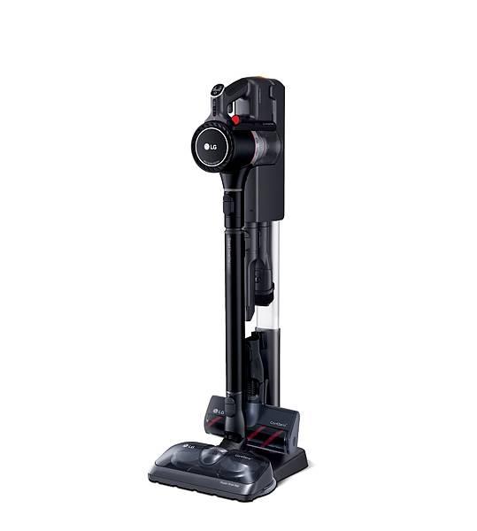 05 - LG CordZero ThinQ™A9K系列濕拖無線吸塵器乾吸、濕拖一氣呵成,超強吸力能徹底清潔室內灰塵髒汙,讓打掃變得輕鬆省力。.jpg