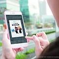 """資料照2_共享機車 WeMo Scooter 與環球影業暨夢工廠動畫首度合作,邀請大家一""""騎""""看電影。.jpg"""