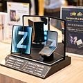 圖說四、Samsung最新摺疊手機等新品皆在神山Surpass超越店並首次於通路亮相.jpg