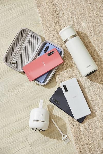圖說三、即日起至9月底,至Sony Mobile專賣店選購Xperia 10 III,即贈500元配件購物金及風格選物大禮包.jpg