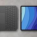 圖說01 :Logitech全新升級Combo Touch iPad Pro 11吋鍵盤保護殼,一秒拆卸組合超便利.jpg