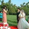 新郎的高中班導是主婚人