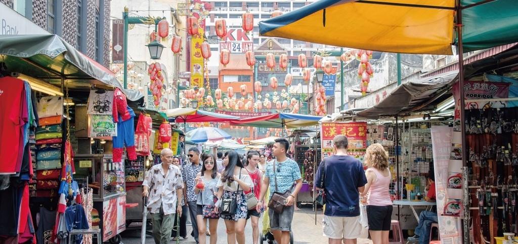 中國旅客回流東南亞 大馬政府全力搶客