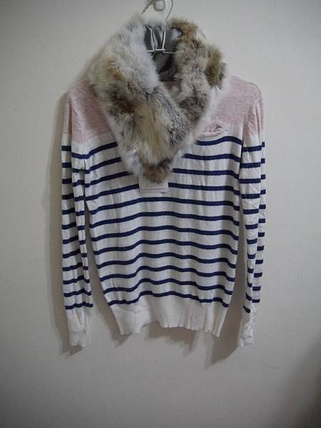 超柔軟兔毛圍巾