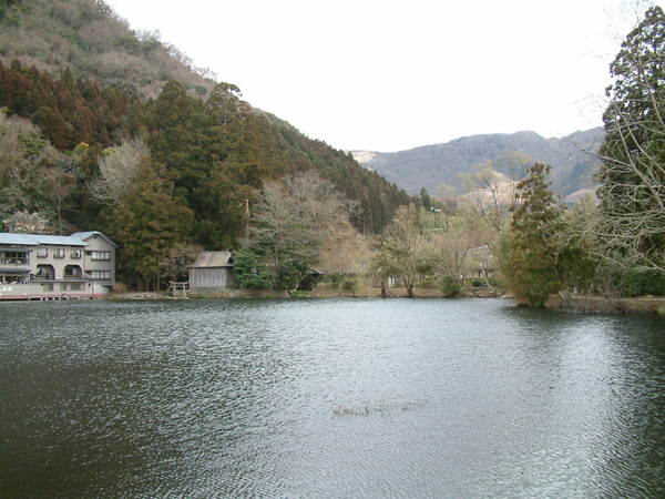 湯布院~金麟湖
