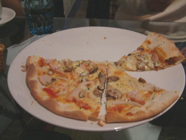 忘了啥口味滴pizza