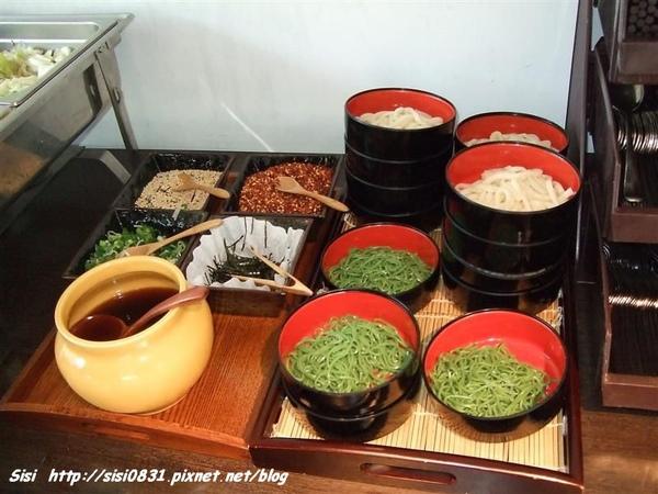 日式早餐區