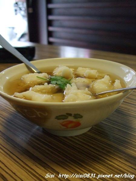 花枝羹-湯頭(50元)