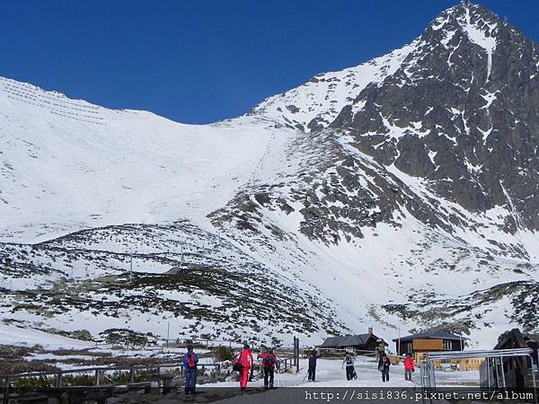 這裡是很棒的度假滑雪勝地