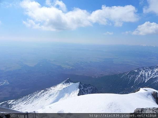 抵達塔特拉山最高點:格爾拉赫峰-高度2634公尺