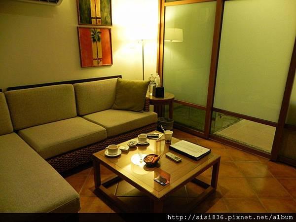 1707房~小客廳