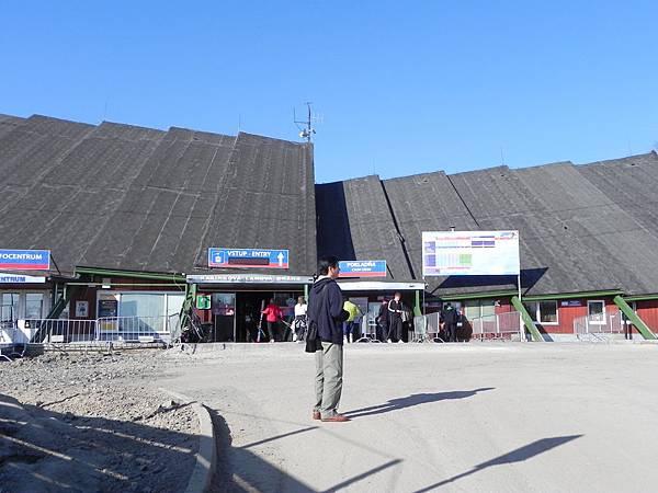 入口售票處&資訊服務中心