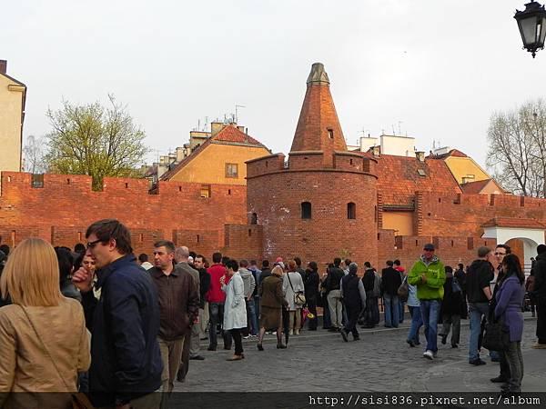 華沙-古城牆&城門